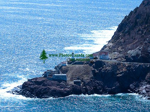 Signal Hill, St. Johns, Newfoundland, Canada 01