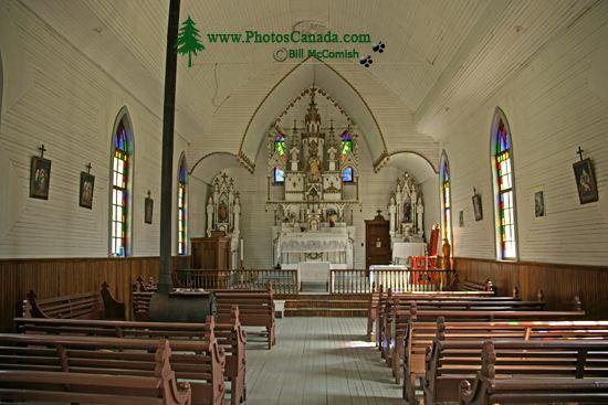 Skookumchuck Church, Lillooet Lake, British Columbia CM11-04