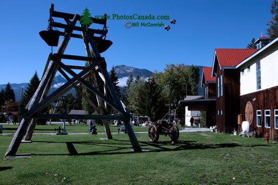 Silverton, Slocan Lake, West Kootenays, British Columbia, Canada CM11-003