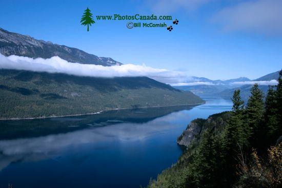 Slocan Lake, West Kootenays, British Columbia, Canada CM11-001
