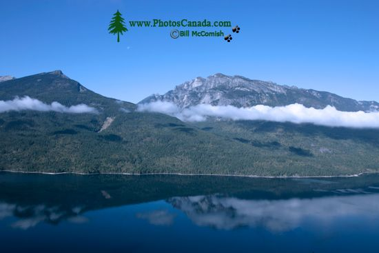 Slocan Lake, West Kootenays, British Columbia, Canada CM11-002