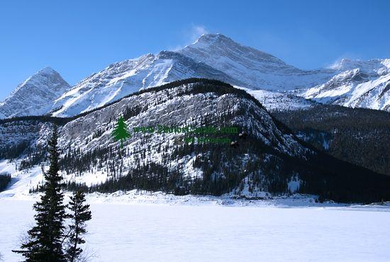 Spray Lakes, Kananaskis Country, Alberta, Canada, CM11-07