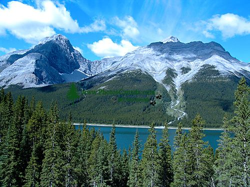 Spray Valley Provincial Park, Alberta, Canada 03