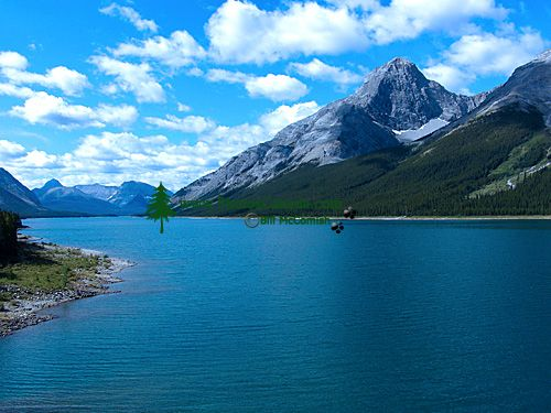 Spray Valley Provincial Park,,Alberta, Canada 02