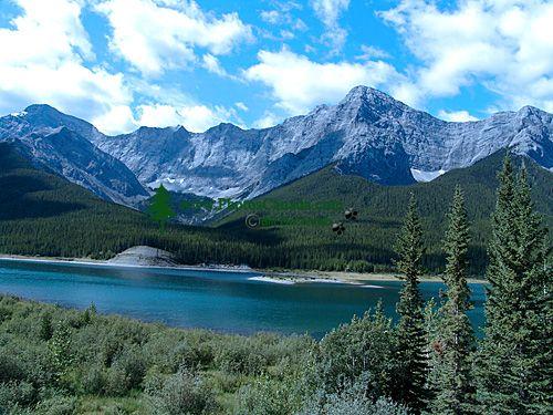 Spray Valley Provincial Park, Alberta, Canada 01