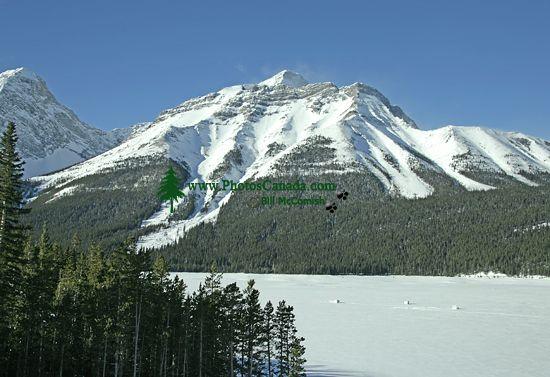 Spray Lakes, Kananaskis Country, Alberta, Canada, CM11-09