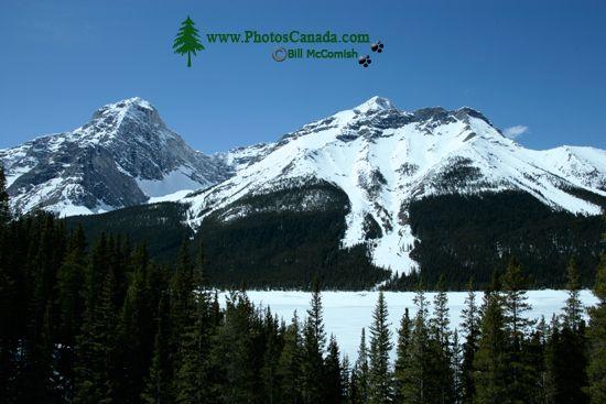 Spray Lakes Park, Kananaskis Country, Alberta, Canada CM11-002