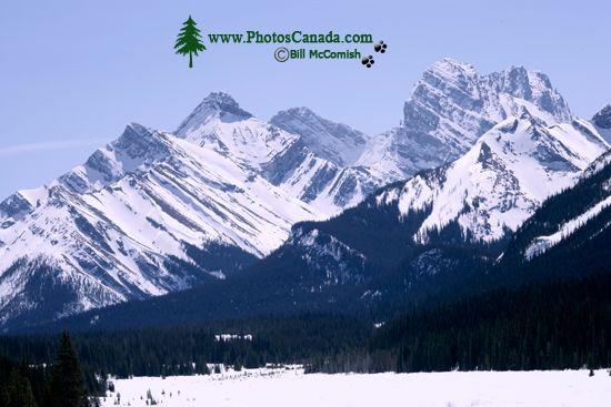 Spray Lakes Park, Kananaskis Country, Alberta, Canada CM11-009