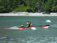 Sea Kayaing, Pacific Ocean, British Columbia, Canada 01