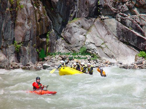 Whitewater Rafting, Squamish, British Columbia, Canada 04