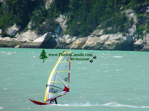 Windsurfing, Squamish, British Columbia, Canada 02