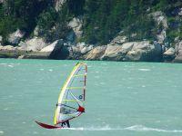 Windsurfing, Squamish, British Columbia, Canada 02