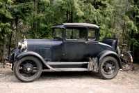 1928 Model T Ford, Squamish Collector, British Columbia, Canada CM11-33