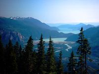 Brohm Ridge, Howe Sound, Squamish, British Columbia, Canada  06