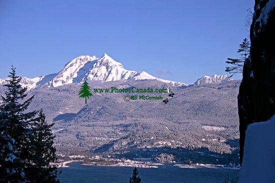 Squamish Harbour, Howe Sound, British Columbia, Canada CM11-03