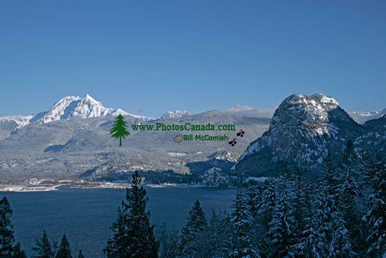 Squamish Harbour, Howe Sound, British Columbia, Canada CM11-04