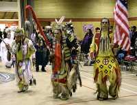 Squamish Pow Wow, Totem Hall, Squamish, British Columbia, Canada CM11-01