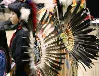 Squamish Pow Wow, Totem Hall, Squamish, British Columbia, Canada CM11-04