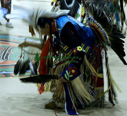 Squamish Pow Wow, Totem Hall, Squamish, British Columbia, Canada CM11-07