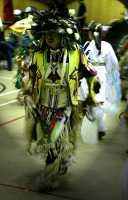 Squamish Pow Wow, Totem Hall, Squamish, British Columbia, Canada CM11-08