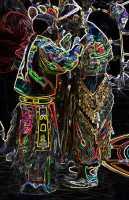 Squamish Pow Wow, Totem Hall, Squamish, British Columbia, Canada CM11-23