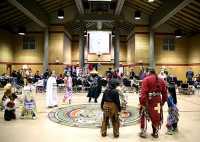 Squamish Pow Wow, Totem Hall, Squamish, British Columbia, Canada CM11-02