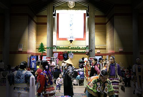 Squamish Pow Wow, Totem Hall, Squamish, British Columbia, Canada CM11-03