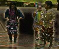 Squamish Pow Wow, Totem Hall, Squamish, British Columbia, Canada CM11-26