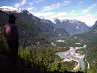 Highlight for Album: Squamish Valley Photos, Elaho Valley Photos, British Columbia Stock Photos