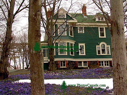 St.Johns, Historic Homes, Newfoundland, Canada 04