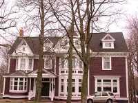 St.Johns, Bartra House, Historic Homes, Newfoundland, Canada 11