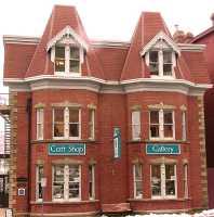 St.Johns, Devon House, Duckworth Street, Historic Homes, Newfoundland, Canada
