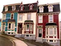 St.Johns, Historic Homes, Newfoundland, Canada 09