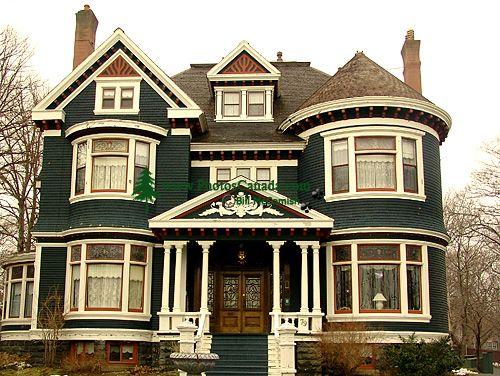 St.Johns, Historic Homes, Newfoundland, Canada 07