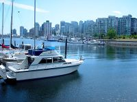 Coal Harbour, Stanley Park, Vancouver, British Columbia, Canada 02