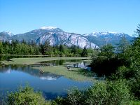 Stawamus Chief Park, Squamish Estuary, British Columbia, Canada  01