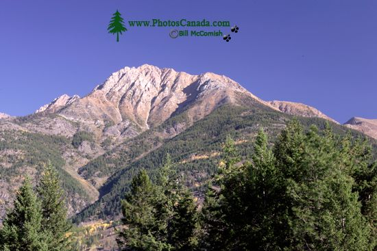 Steeples Mountain Range, Cranbrook Region, British Columbia, Canada CM11-001