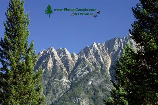Steeples Mountain Range, Cranbrook Region, British Columbia, Canada CM11-003