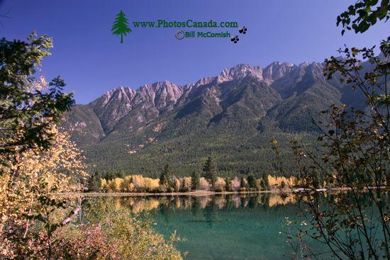 Steeples Mountain Range, Cranbrook Region, British Columbia, Canada CM11-004