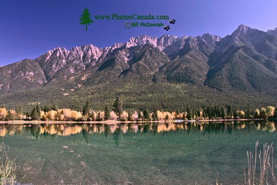 Steeples Mountain Range, Cranbrook Region, British Columbia, Canada CM11-005