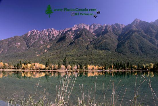 Steeples Mountain Range, Cranbrook Region, British Columbia, Canada CM11-006