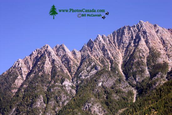 Steeples Mountain Range, Cranbrook Region, British Columbia, Canada CM11-008