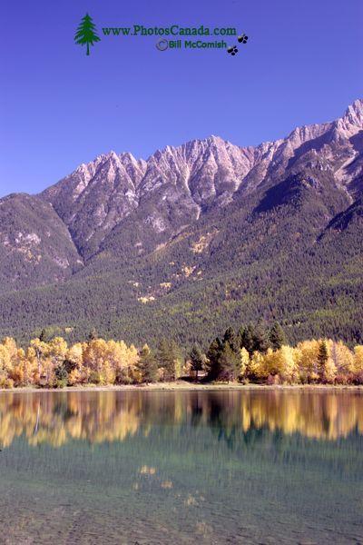 Steeples Mountain Range, Cranbrook Region, British Columbia, Canada CM11-009