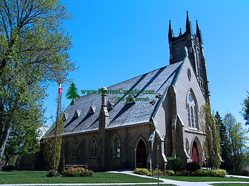 St.James Anglican Church, Stratford,  Ontario, Canada  05