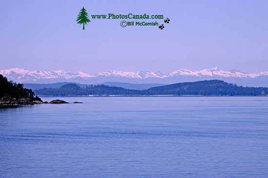 Sunshine Coast, BC Ferry Views, British Columbia, Canada CM11-005