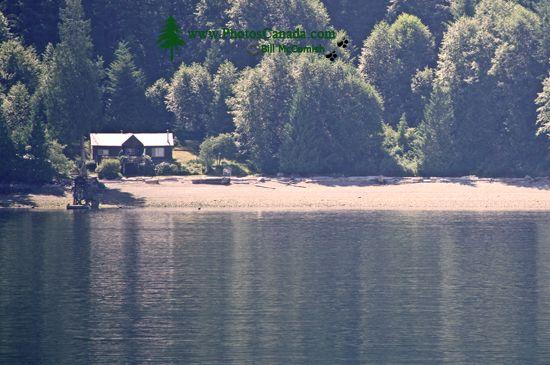 Sunshine Coast, BC Ferry Views, British Columbia, Canada CM11-008