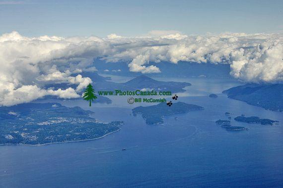 Sunshine Coast Aerial Photo, British Columbia, Canada CM11-002