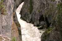 Sunwapta Falls, Icefields Parkway, Jasper National Park, Canada CM11-06