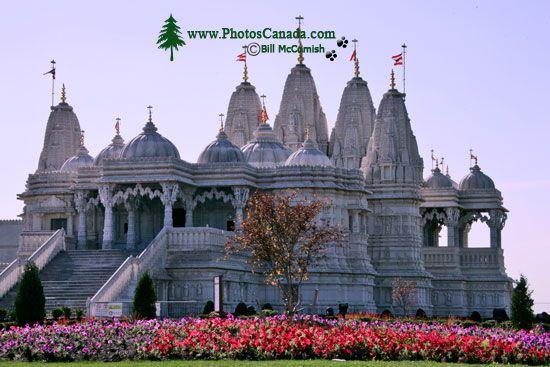 Swaminarayan Hindu Mission Temple, Toronto, Ontario CM-1201