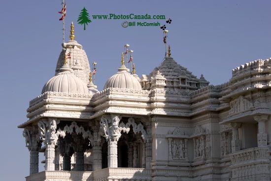 Swaminarayan Hindu Mission Temple, Toronto, Ontario CM-1205
